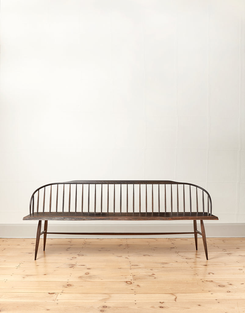 Devon Spindle Long Bench