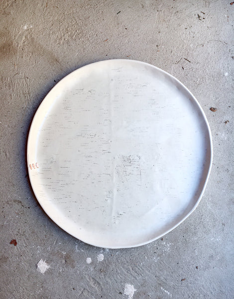 MEND Series 2 Birch XL Platter - Matte Salt n Pepper