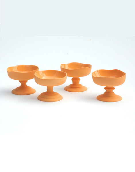 DBO WARE Dessert Coupes Set of Four (4)