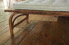 Claro Walnut Bentleg Bench