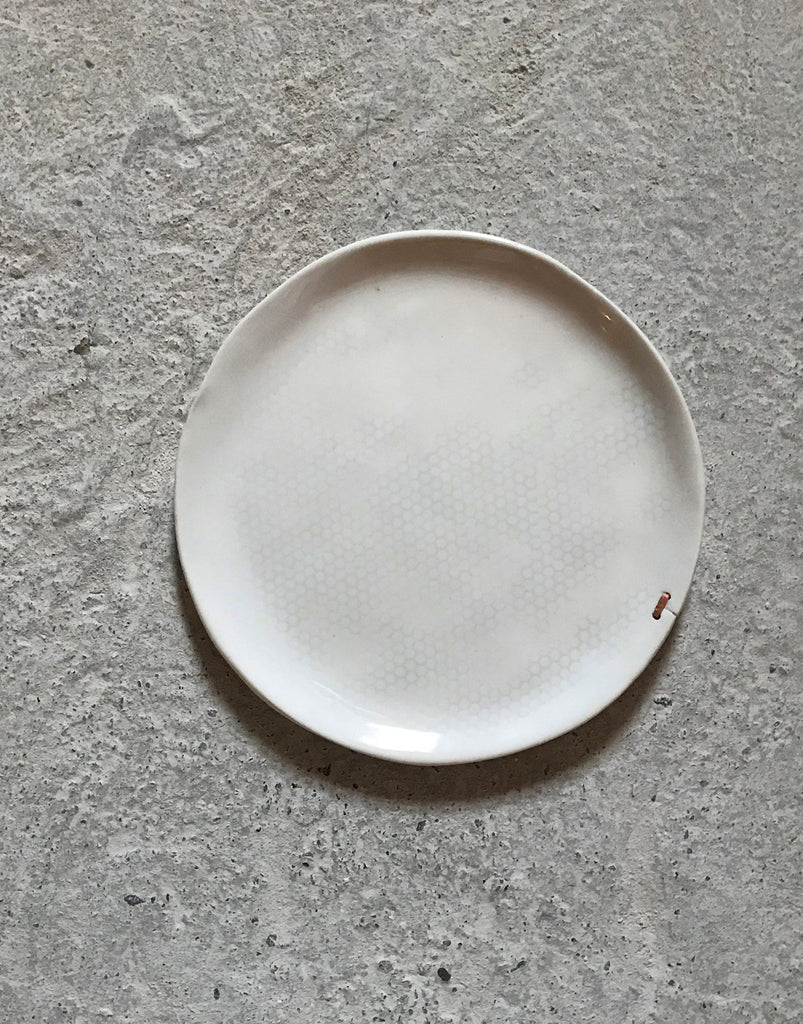 MEND Series 5 Honeycomb Salad Plate
