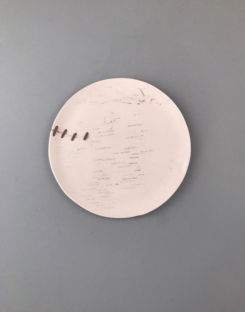 MEND Series 4 - Birch Salad Plate 4