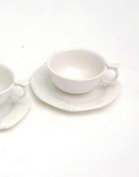 DBO WARE Teacup and Saucer
