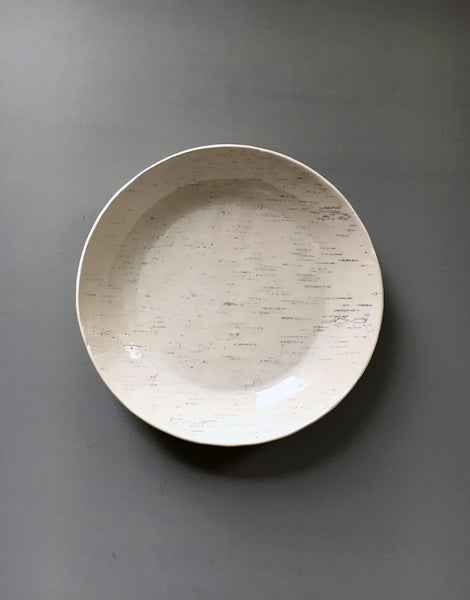 Birch Serving Bowl
