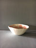 DBO HOME Collaboration with John Robshaw Textiles Jr Cereal Bowl Coral Side View
