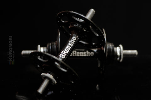 3Rensho Panto on Dura Ace Track Hub