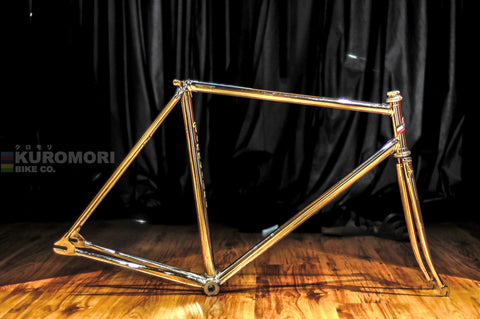 "Tommasini ""Bulgarian Olympic Team Issue"" Track Frameset"