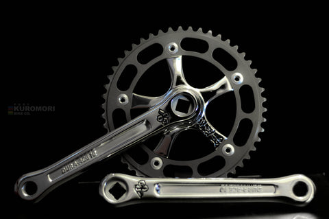 Super Rare 3Rensho Panto on Dura Ace 10 Pitch crankset