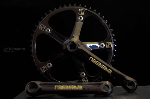 Nagasawa Panto on Dura Ace 7600 crankset