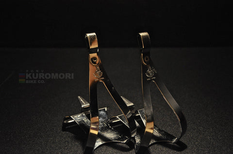 Campagnolo Super Record Toe Clip.