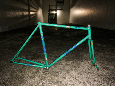 "Kalavinka ""Super Exhibition"" Columbus Tubings (NJS) Frameset"
