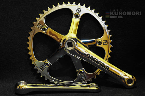 Nagasawa Panto on Dura Ace 7600 Crankset.