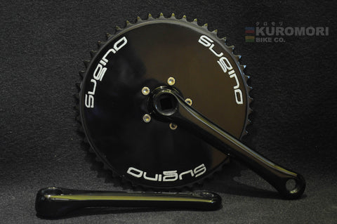 Custom NEW Sugino Prototype Crankset.