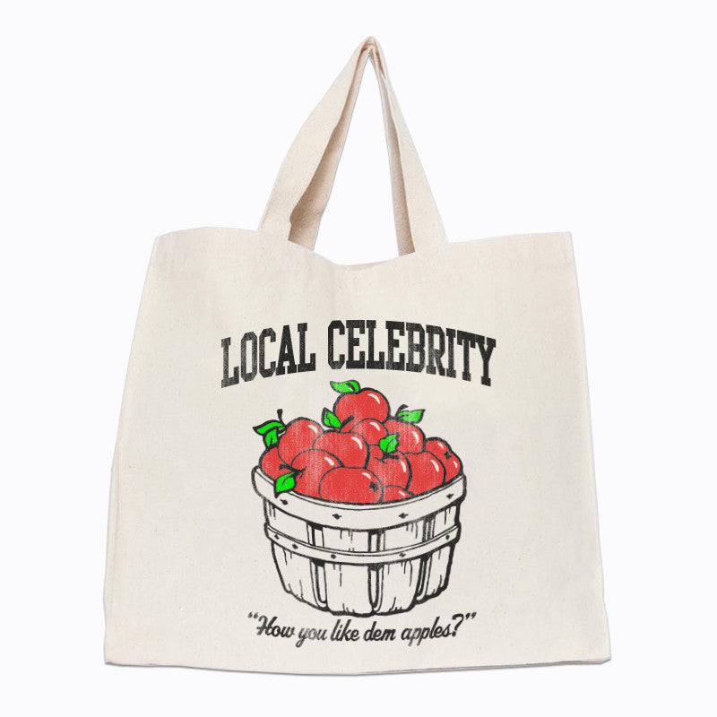 Local Apples Tote