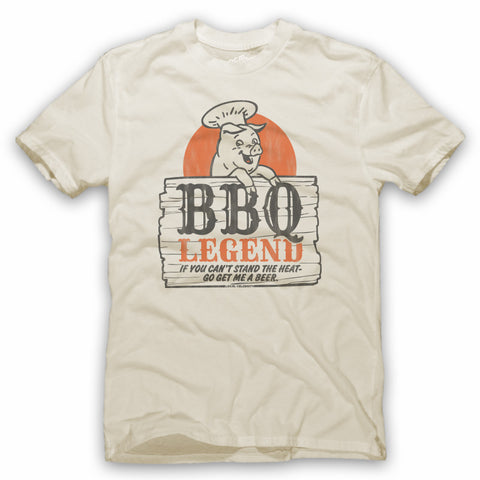BBQ Legend T-shirt