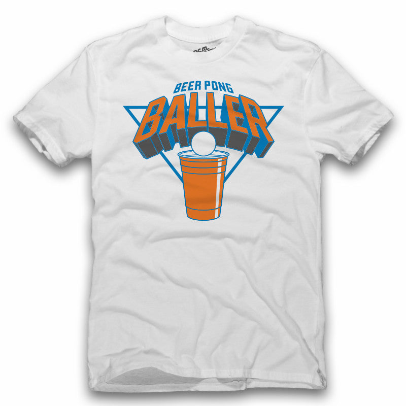 Beer Pong Baller Knicks T-Shirt