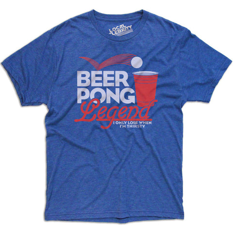 Beer Pong Legend T-Shirt