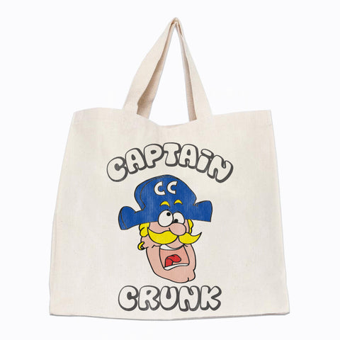 Captain Crunk Tote