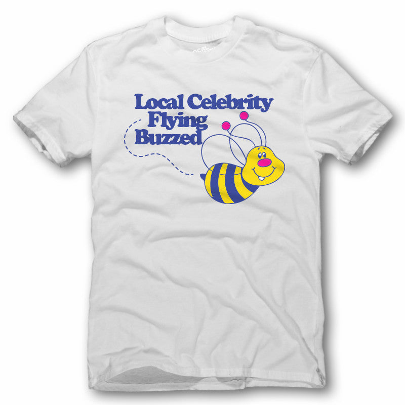 Flying Buzzed T-Shirt