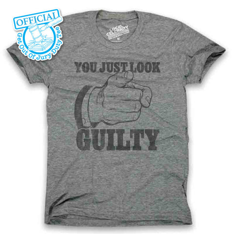 Get Out Of Jury Duty T-Shirt