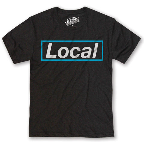 Local Box T-Shirt Black