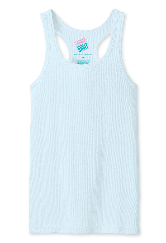 Ultimate Racerback Tank, Baby Blue