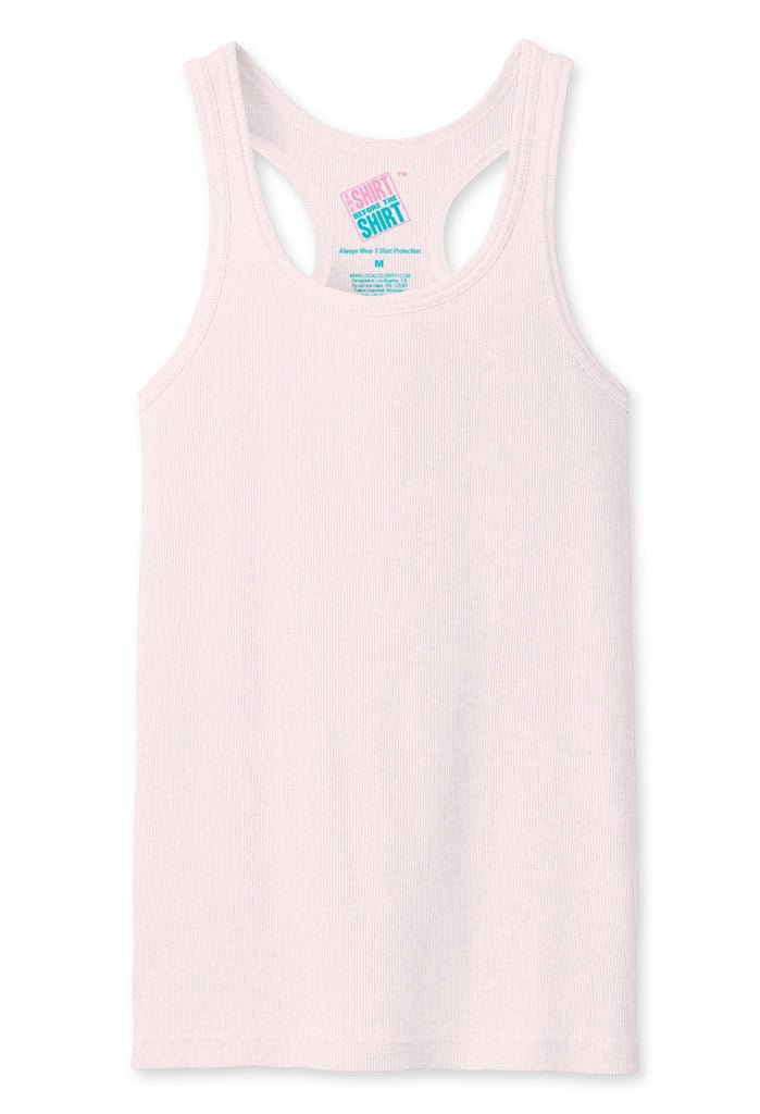 Ultimate Racerback Tank, Pale Pink