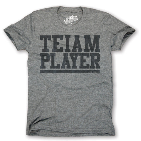 Teiam Player T-Shirt HGR