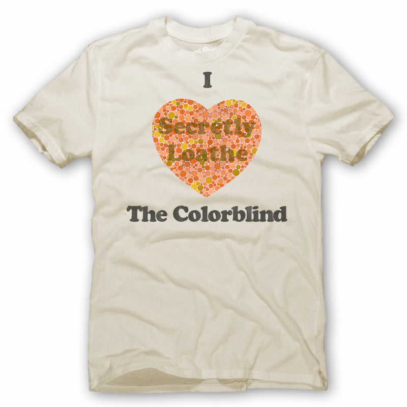 4c53619ff The Colorblind T-Shirt – Local Celebrity
