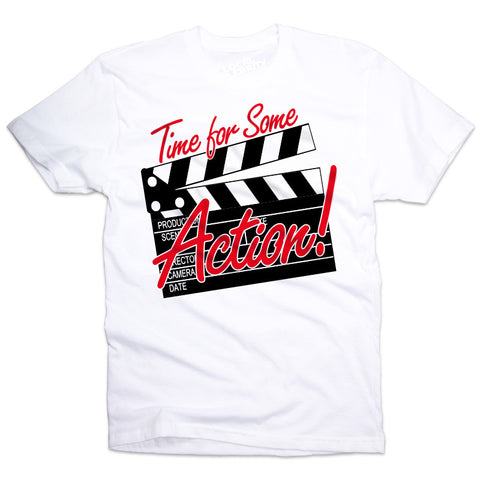 Time For Some Action T-Shirt