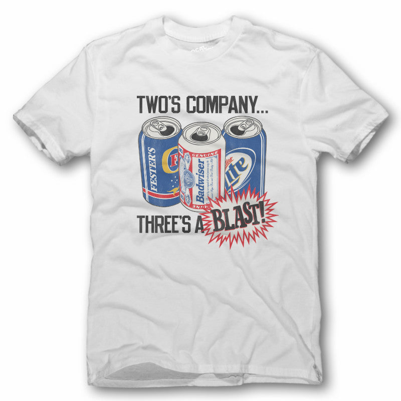 Two's Company T-Shirt