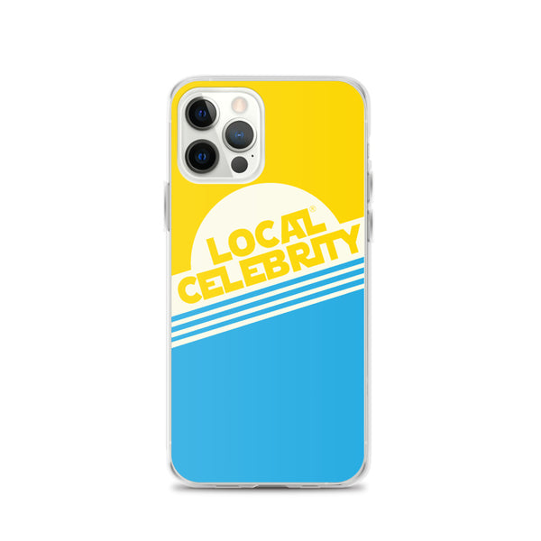 iPhone Cases x Local Celebrity, Yellow