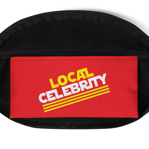 Local Fanny Pack, Red