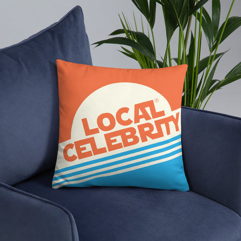 Local Celebrity® Orange Pillows
