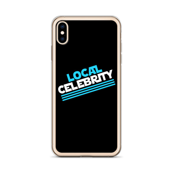 iPhone Cases x Local Celebrity, Black