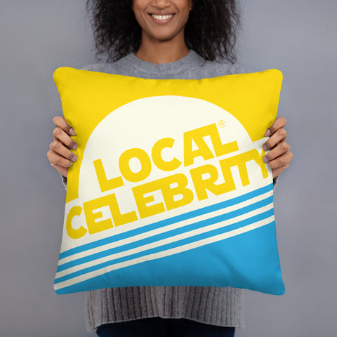Local Celebrity® Yellow Pillows