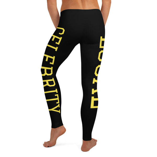 Local Celebrity® Sporty Print Leggings