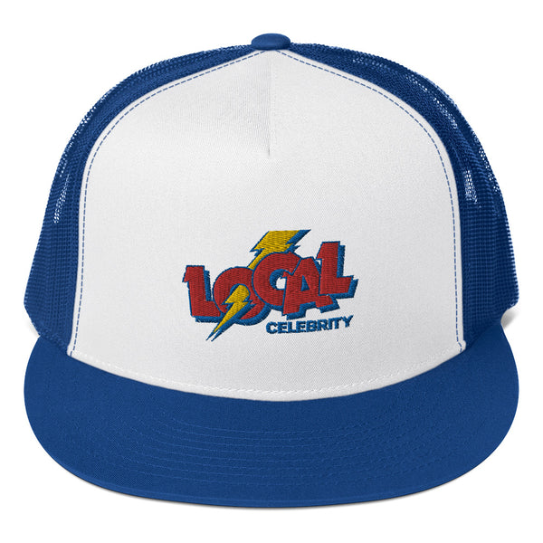 Local Cola Trucker Hat, Royal