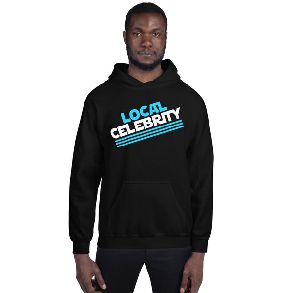 Local Celebrity® Hoodie, Black