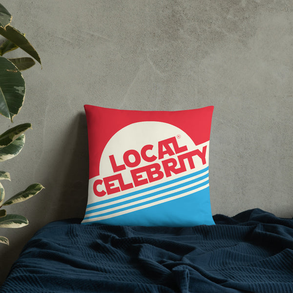Chill Pillows, Red