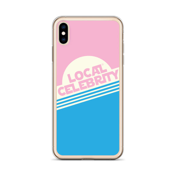 iPhone Cases x Local Celebrity, Pink