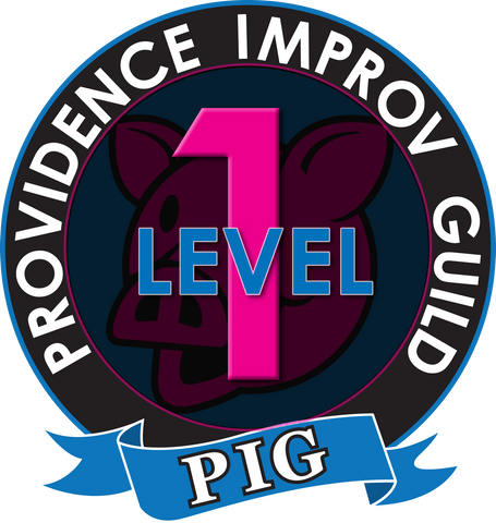 Level 1 - Intro to Improv