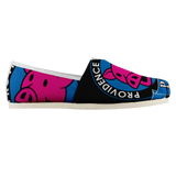PIG Canvas Shoe