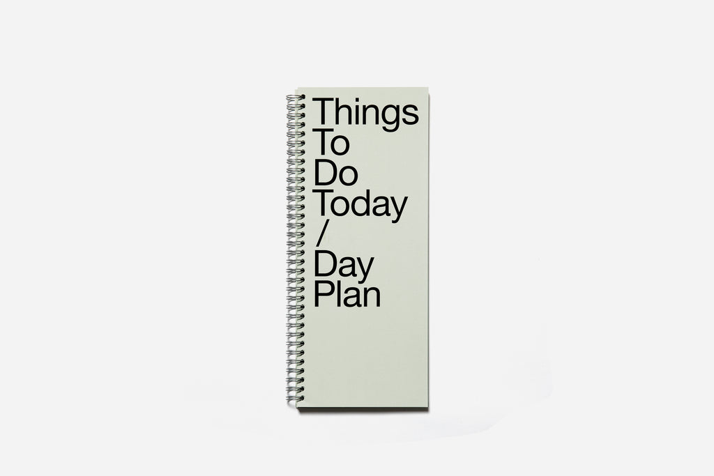Things To Do Today Planner