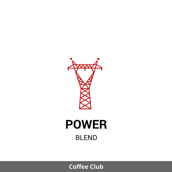 Power: Italian Espresso (5.0 lb. Wholesale Size)