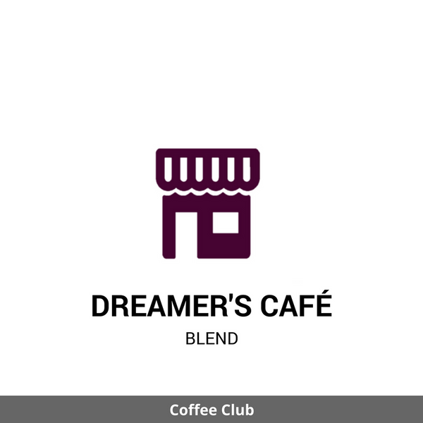 Dreamer's: Cafe Blend (5.0 lb. Wholesale Size)