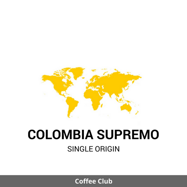 Colombia Supremo (5.0 lb. Wholesale Size)