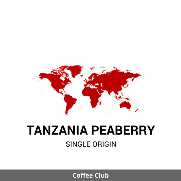 Tanzania Peaberry (5.0 lb. Wholesale Size)