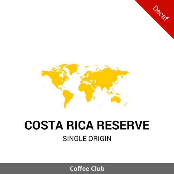 Costa Rica Reserve Decaf (5.0 lb. Wholesale Size)