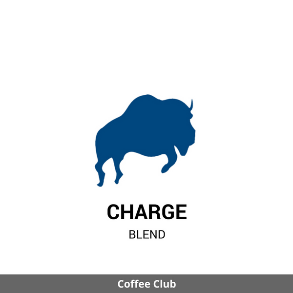 Charge: House Blend (5.0 lb. Wholesale Size)